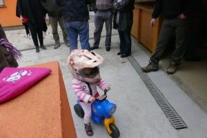 Jövő nemzedéke motoron